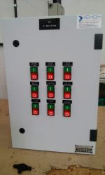 Distribuidor de quadros elétricos