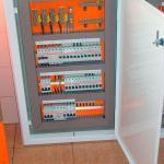 Fornecedores de quadros elétricos
