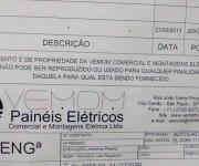Projeto de adequação elétrica