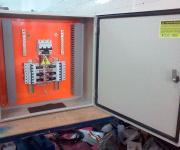 Serviços de montagem de painéis elétricos